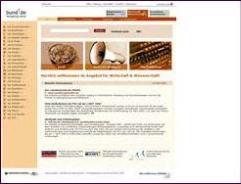Screenshot von www.bund.de